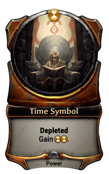 Card image for Time Symbol