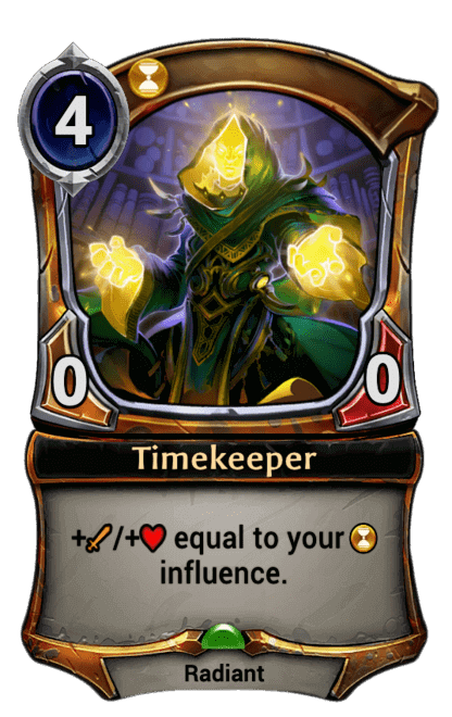Card image for Timekeeper