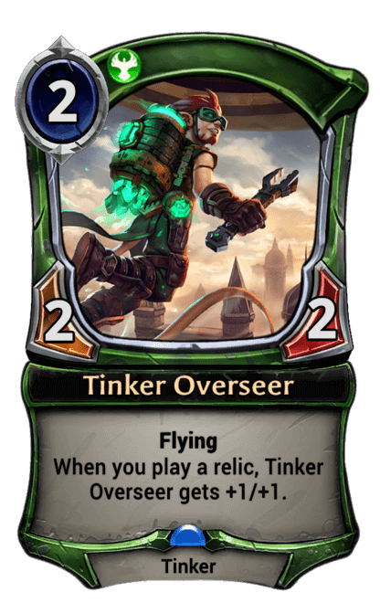 Card image for Tinker Overseer