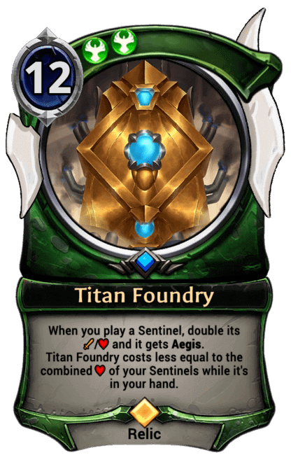 Card image for Titan Foundry