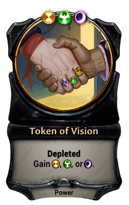 Card image for Token of Vision