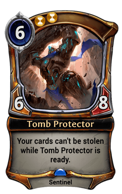 Card image for Tomb Protector