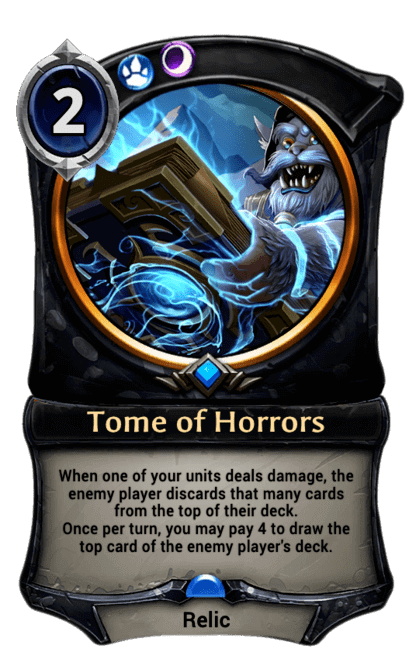 Card image for Tome of Horrors