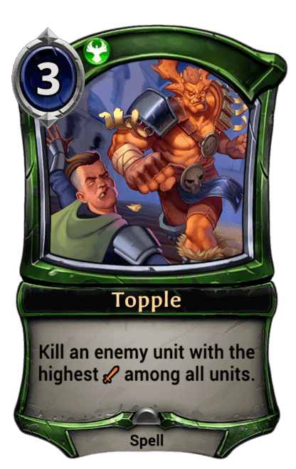 Card image for Topple