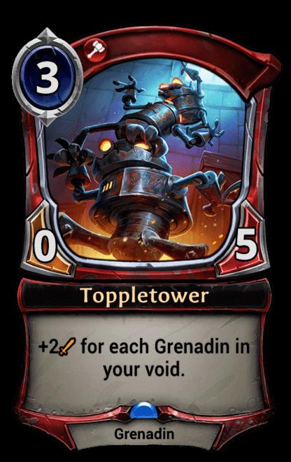 Card image for Toppletower