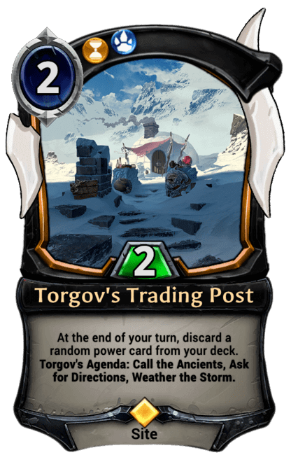 Card image for Torgov's Trading Post