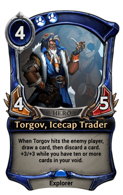 Card image for Torgov, Icecap Trader