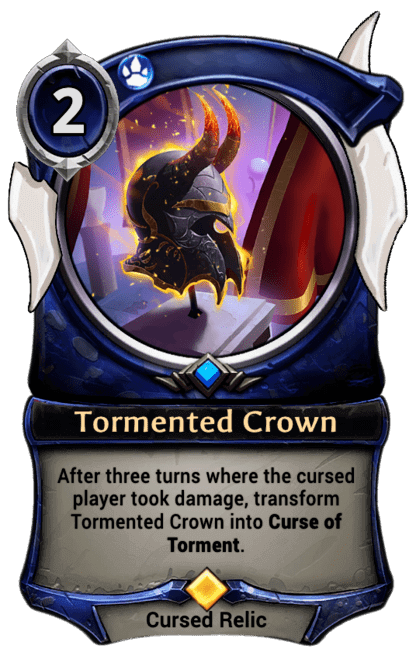 Card image for Tormented Crown