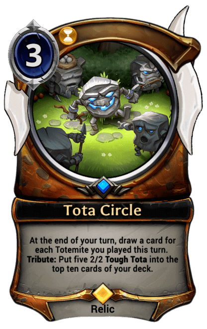 Card image for Tota Circle