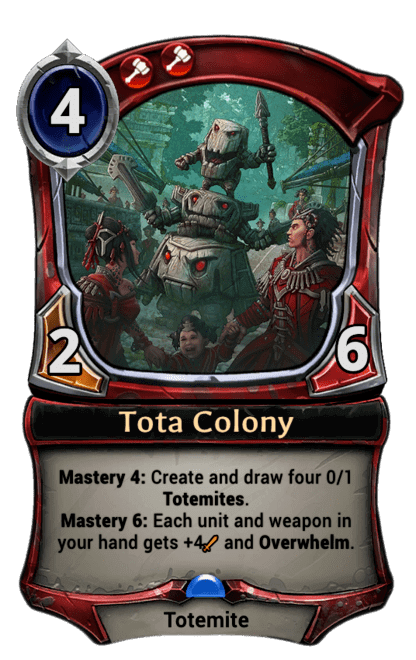 Card image for Tota Colony