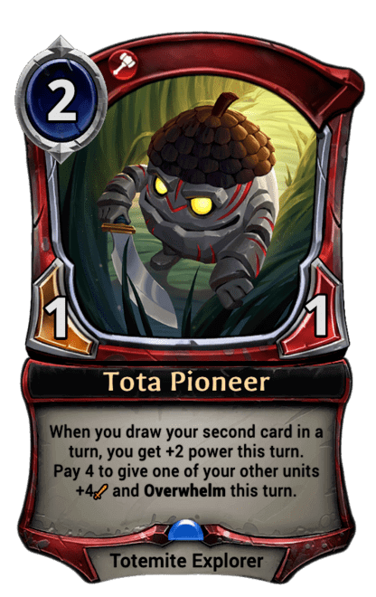 Card image for Tota Pioneer