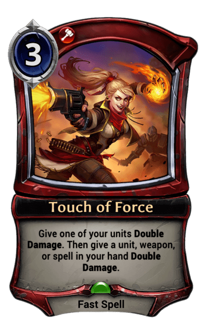 Card image for Touch of Force