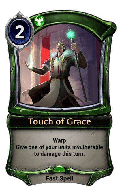 Card image for Touch of Grace