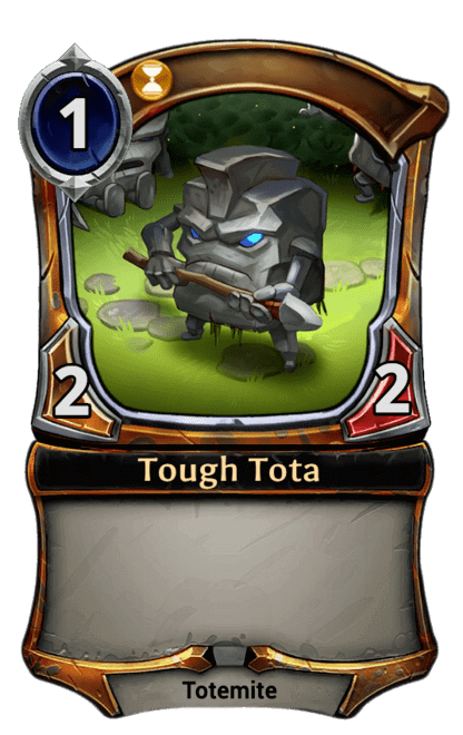 Card image for Tough Tota
