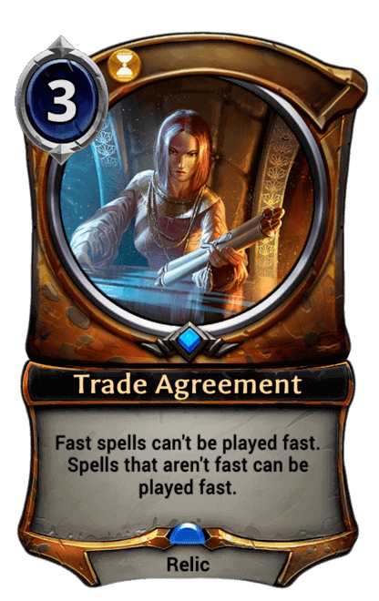 Card image for Trade Agreement