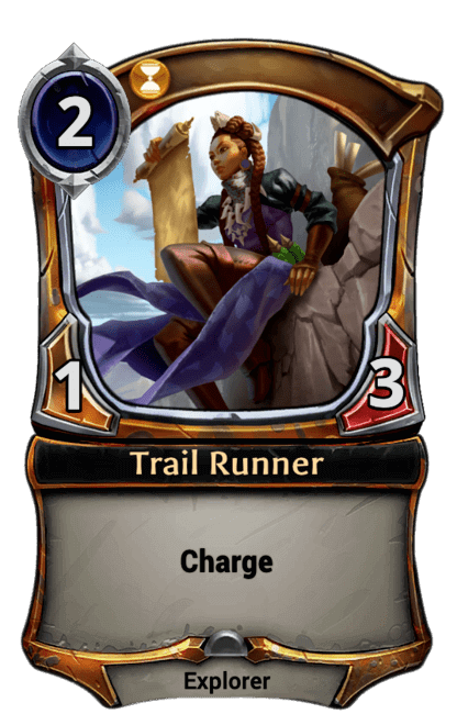 Card image for Trail Runner