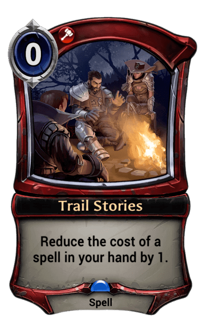 Card image for Trail Stories