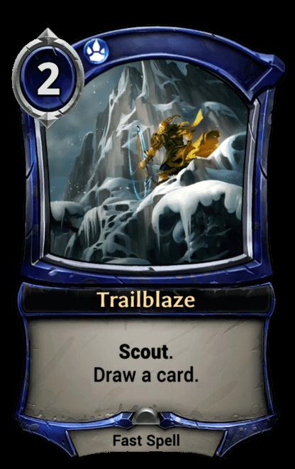Card image for Trailblaze