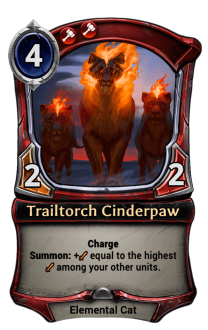 Card image for Trailtorch Cinderpaw