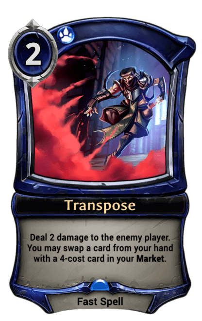 Card image for Transpose