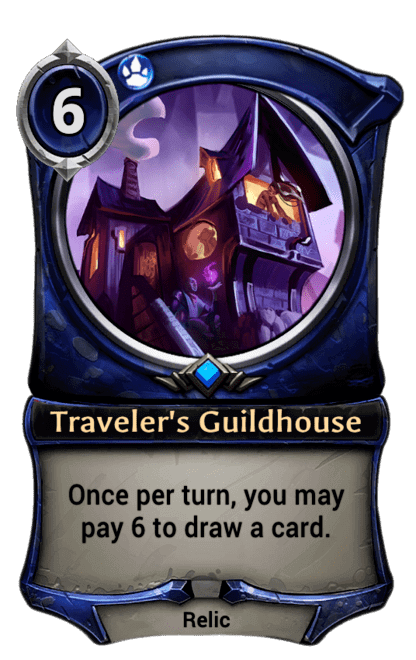 Card image for Traveler's Guildhouse