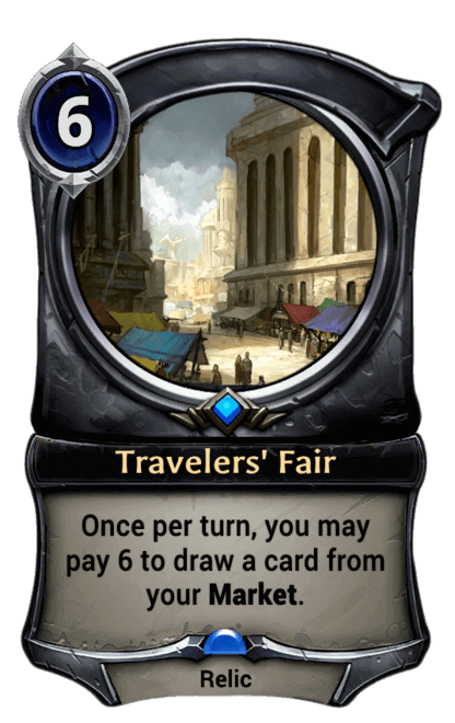 Card image for Travelers' Fair