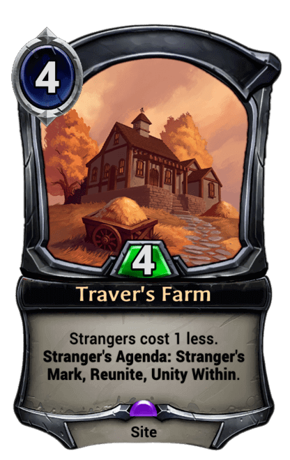 Card image for Traver's Farm