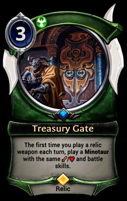 Card image for Treasury Gate
