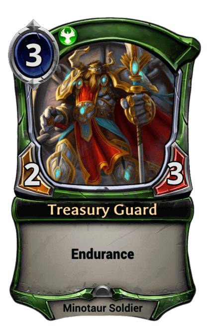 Card image for Treasury Guard