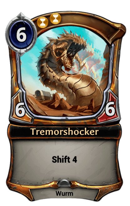 Card image for Tremorshocker
