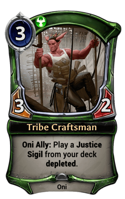 Card image for Tribe Craftsman
