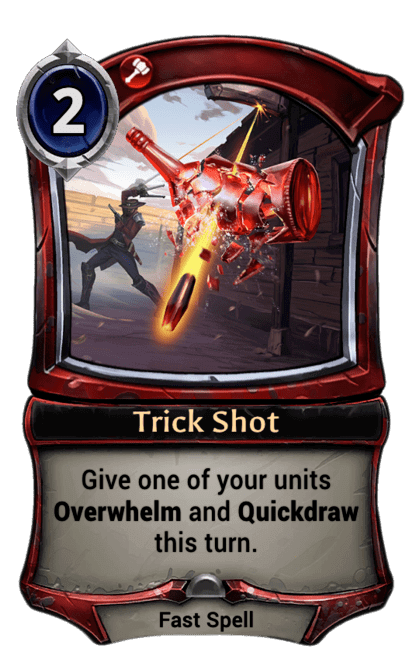 Card image for Trick Shot