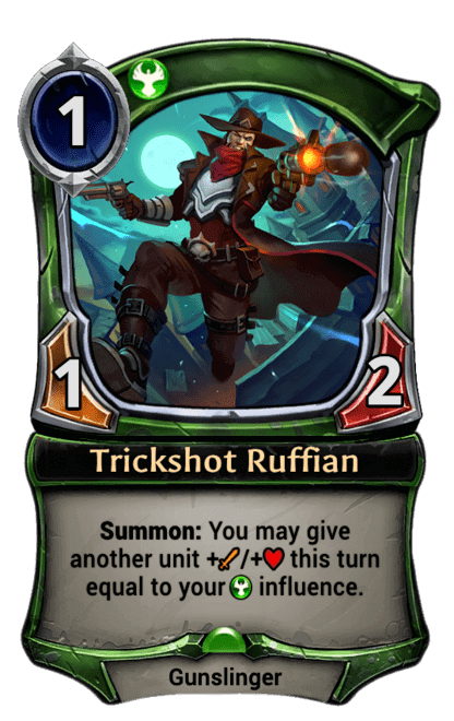 Card image for Trickshot Ruffian