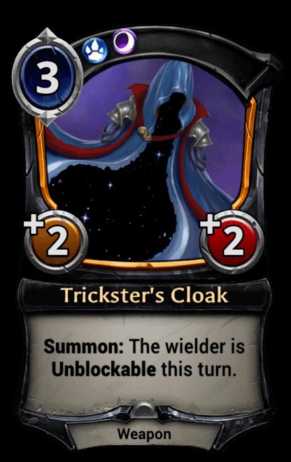 Card image for Trickster's Cloak