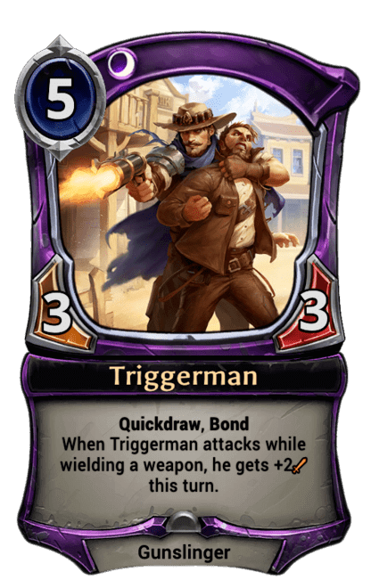 Card image for Triggerman