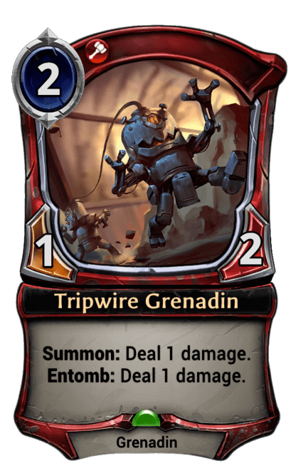 Card image for Tripwire Grenadin