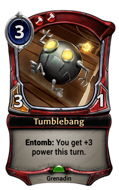 Card image for Tumblebang