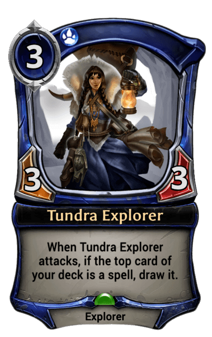 Card image for Tundra Explorer