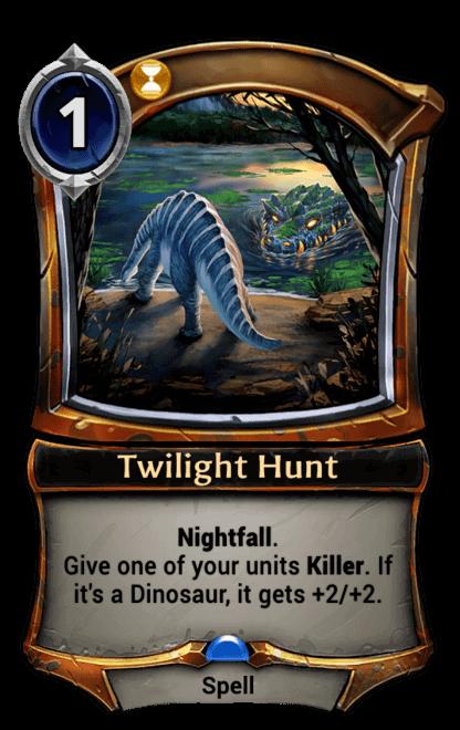 Card image for Twilight Hunt