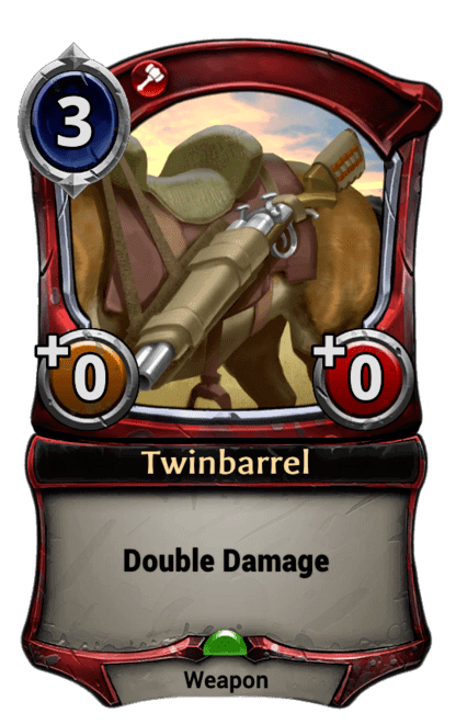 Card image for Twinbarrel