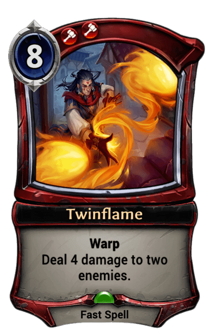 Card image for Twinflame