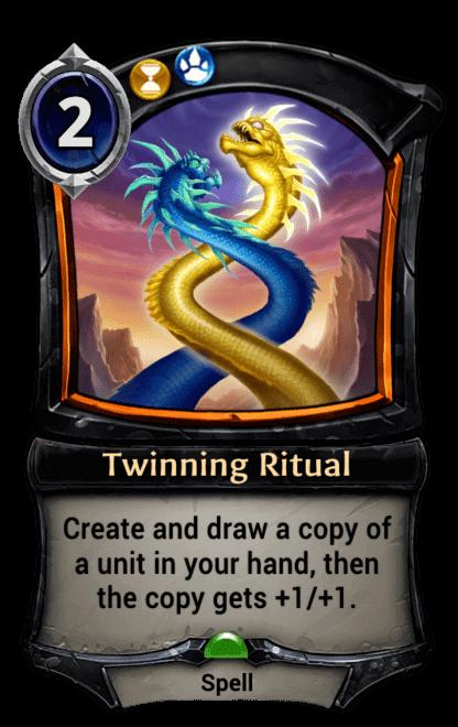 Card image for Twinning Ritual