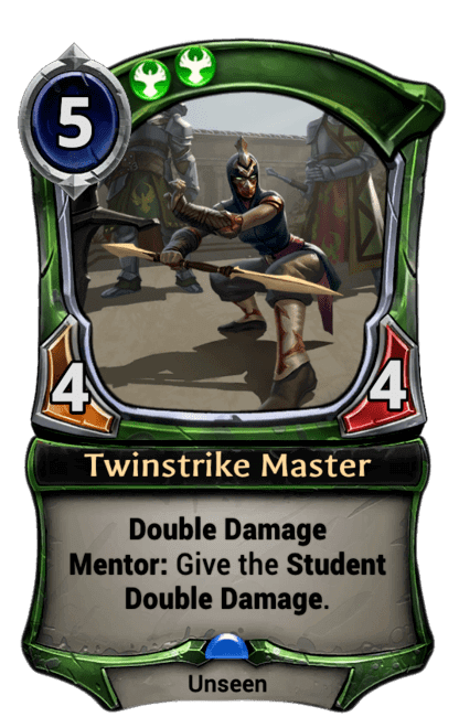Card image for Twinstrike Master