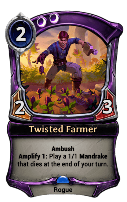 Card image for Twisted Farmer