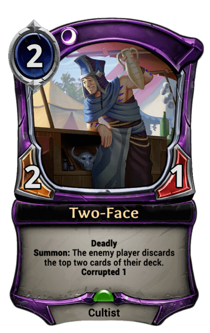 Card image for Two-Face