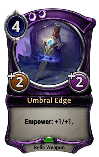 Card image for Umbral Edge