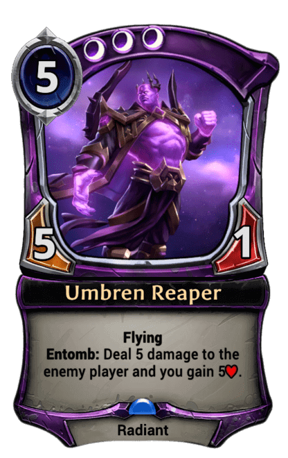 Card image for Umbren Reaper