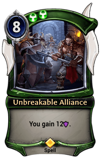 Card image for Unbreakable Alliance
