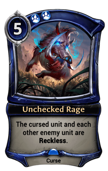 Card image for Unchecked Rage