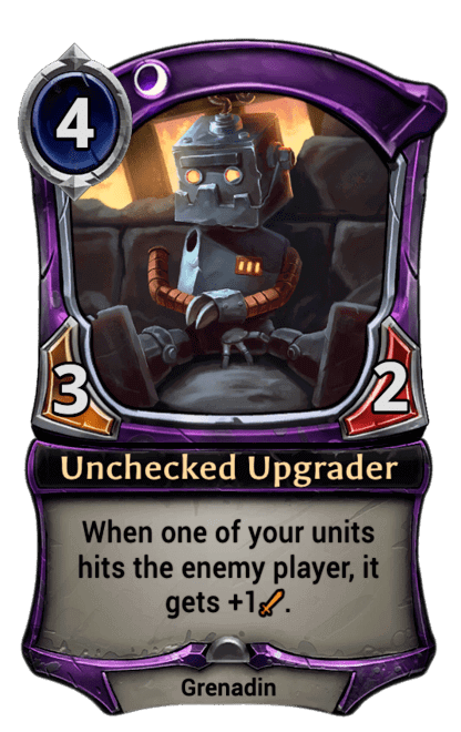 Card image for Unchecked Upgrader
